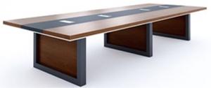 Mẫu bàn họp gỗ MDF - VBH1